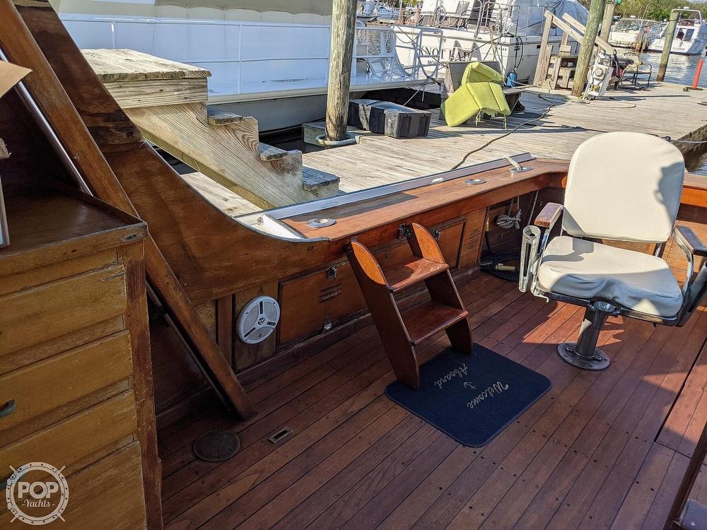 1963 Egg Harbor boat for sale, model of the boat is Flybridge Express & Image # 24 of 40