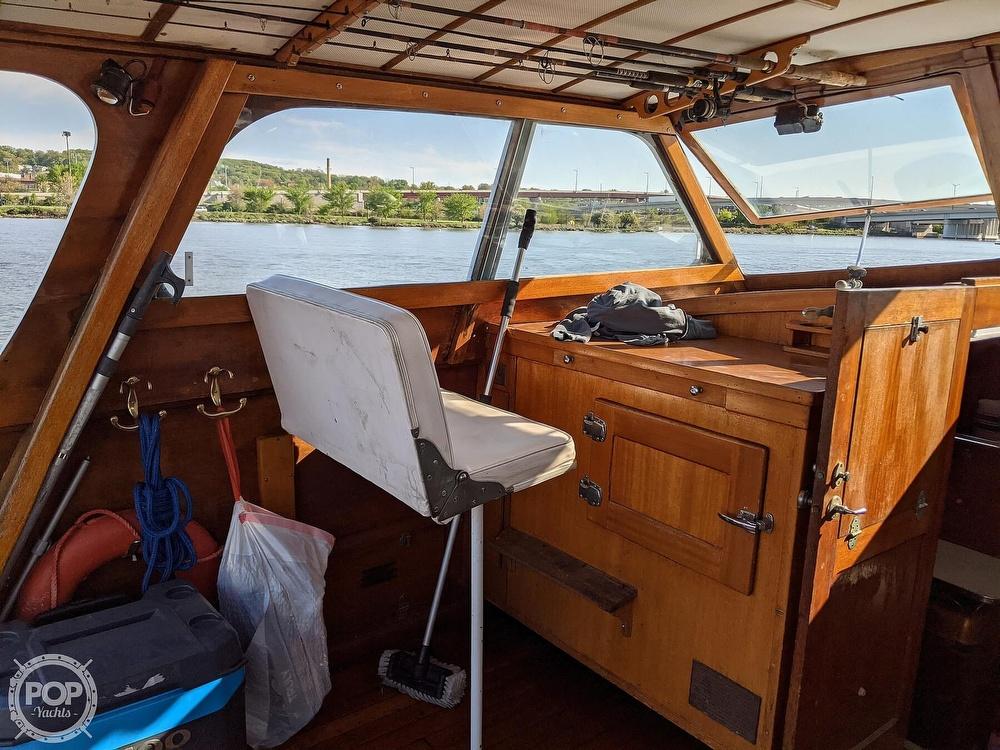 1963 Egg Harbor boat for sale, model of the boat is Flybridge Express & Image # 27 of 40