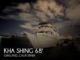 1989 Kha Shing Silver Star