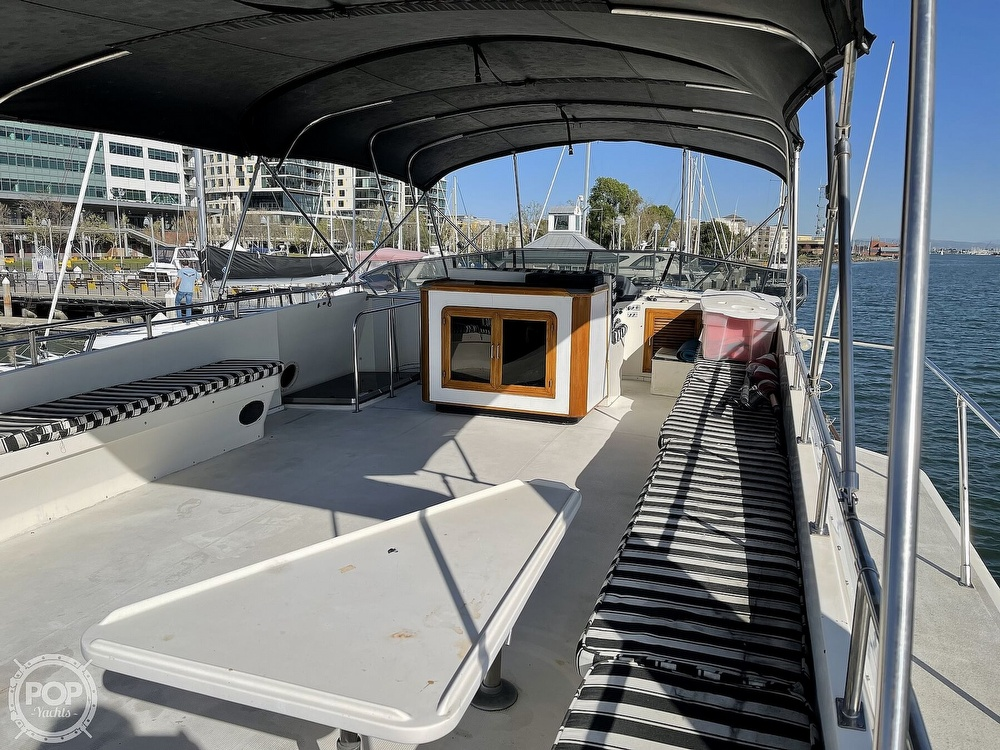 1989 Kha Shing boat for sale, model of the boat is Silver Star & Image # 24 of 40