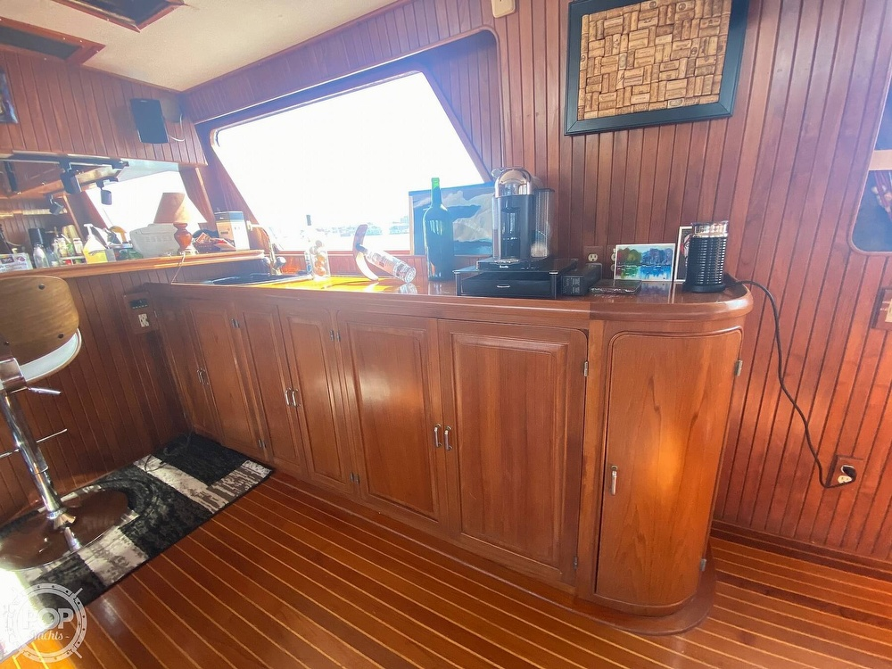 1989 Kha Shing boat for sale, model of the boat is Silver Star & Image # 26 of 40