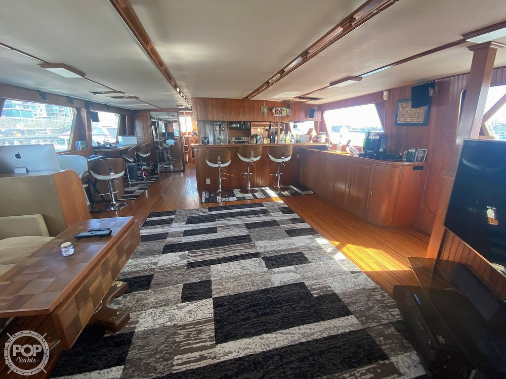 1989 Kha Shing boat for sale, model of the boat is Silver Star & Image # 2 of 40