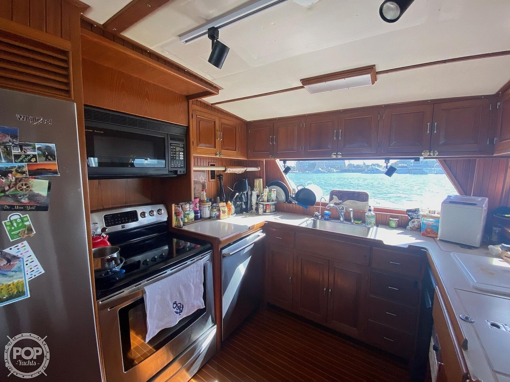 1989 Kha Shing boat for sale, model of the boat is Silver Star & Image # 29 of 40