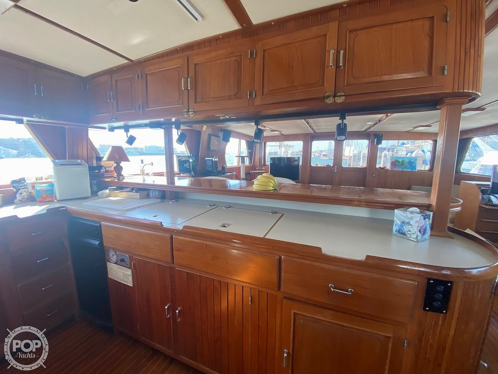 1989 Kha Shing boat for sale, model of the boat is Silver Star & Image # 30 of 40