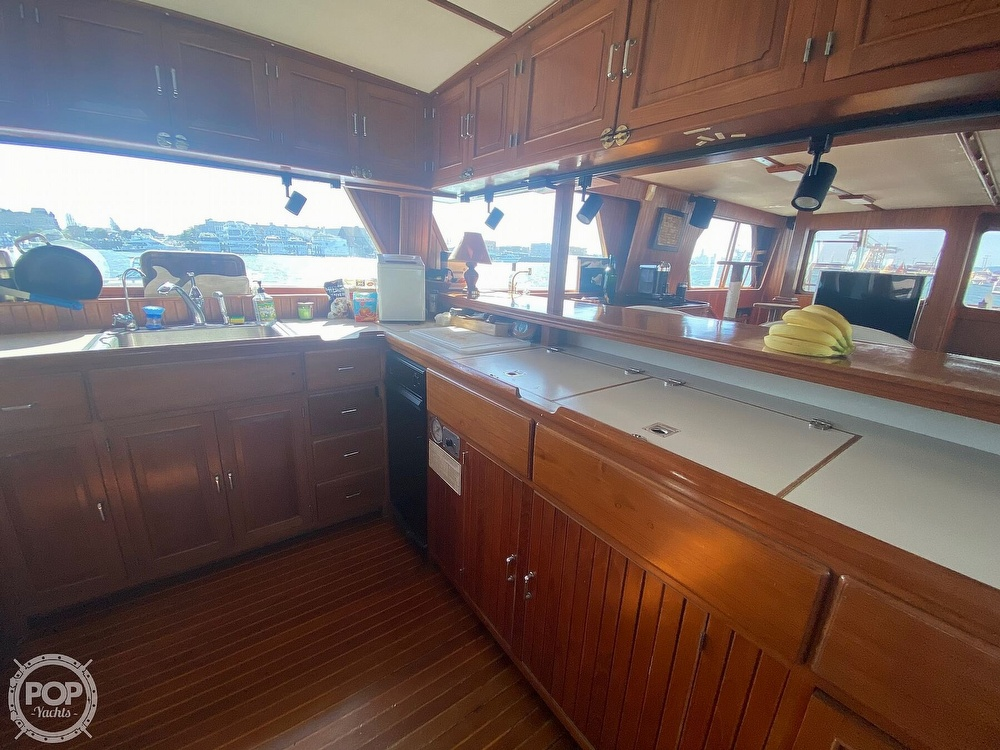 1989 Kha Shing boat for sale, model of the boat is Silver Star & Image # 31 of 40