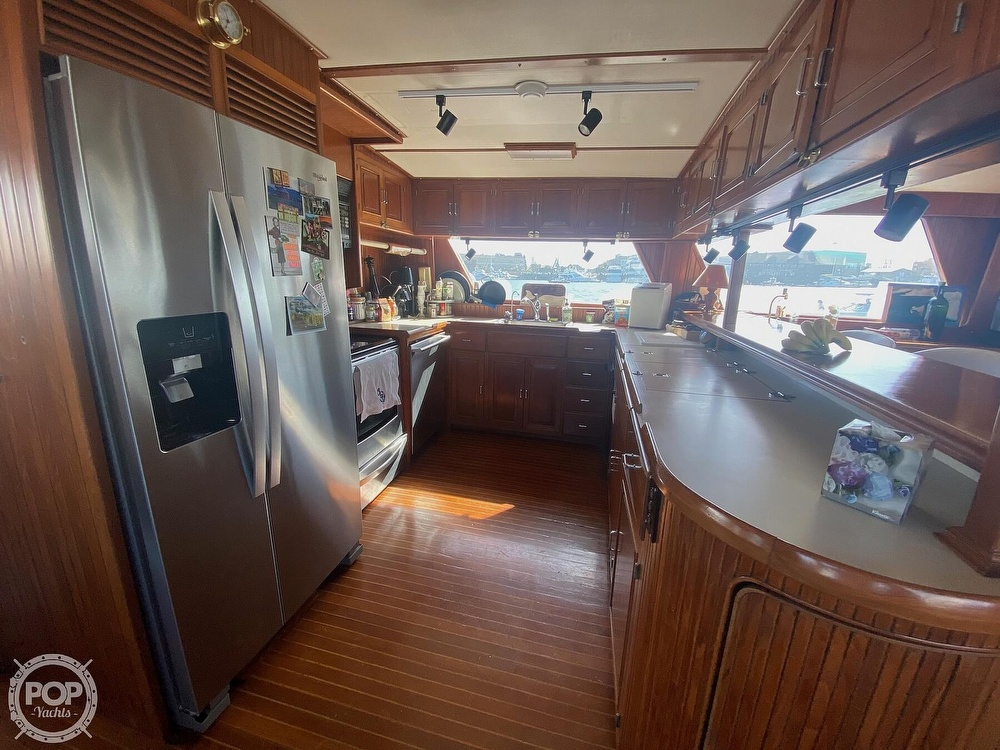 1989 Kha Shing boat for sale, model of the boat is Silver Star & Image # 3 of 40