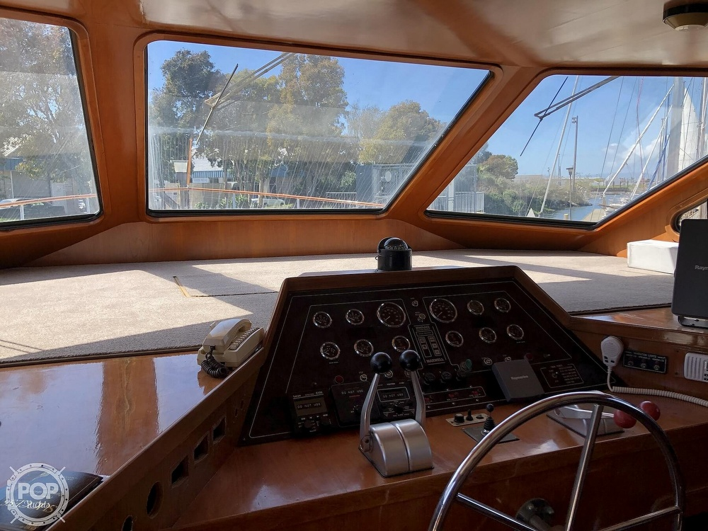 1989 Kha Shing boat for sale, model of the boat is Silver Star & Image # 6 of 40