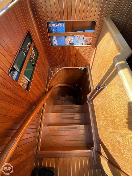 1989 Kha Shing boat for sale, model of the boat is Silver Star & Image # 5 of 40