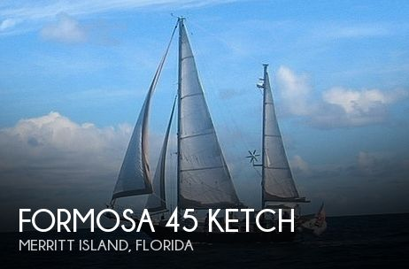 Used Boats For Sale by owner   1975 Formosa 45 Ketch