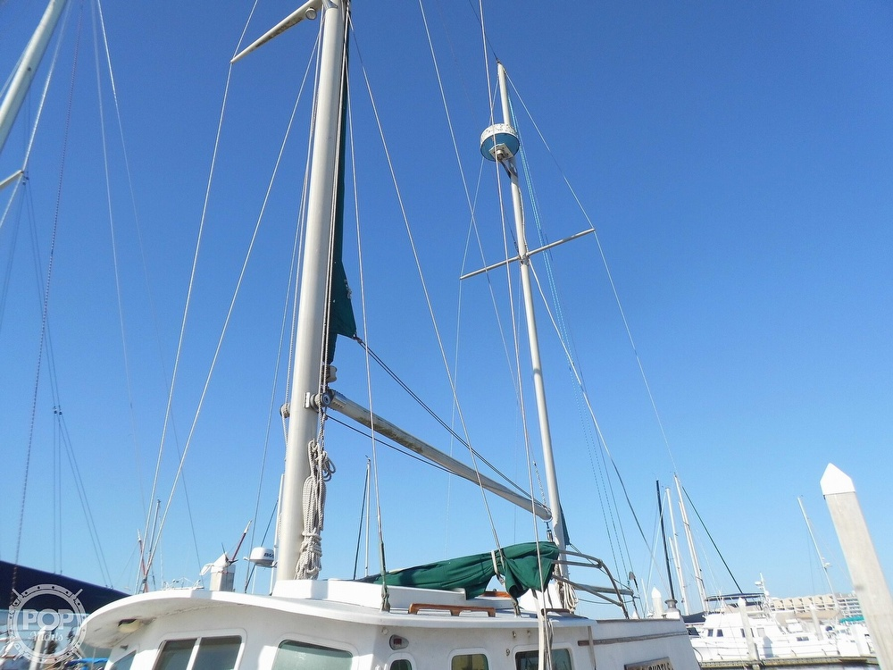 1976 Fales boat for sale, model of the boat is Navigator 38T & Image # 29 of 40