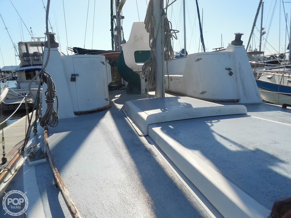 1976 Fales boat for sale, model of the boat is Navigator 38T & Image # 40 of 40