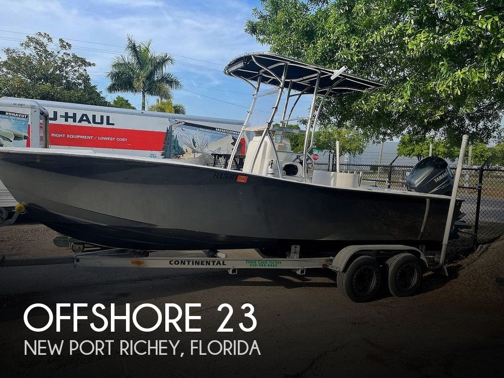 Used Offshore Boats For Sale by owner | 1988 Offshore 23