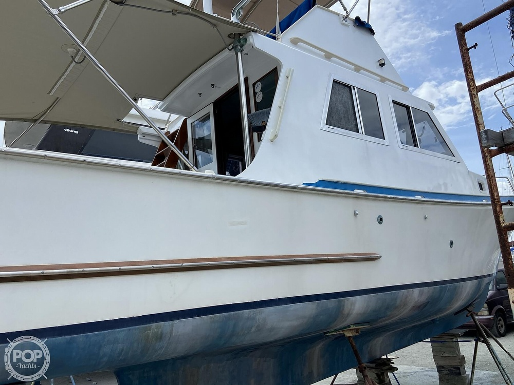 1980 Sisu boat for sale, model of the boat is Heritage 30 & Image # 18 of 40