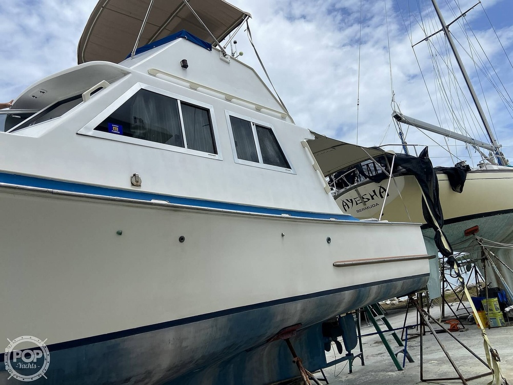 1980 Sisu boat for sale, model of the boat is Heritage 30 & Image # 20 of 40