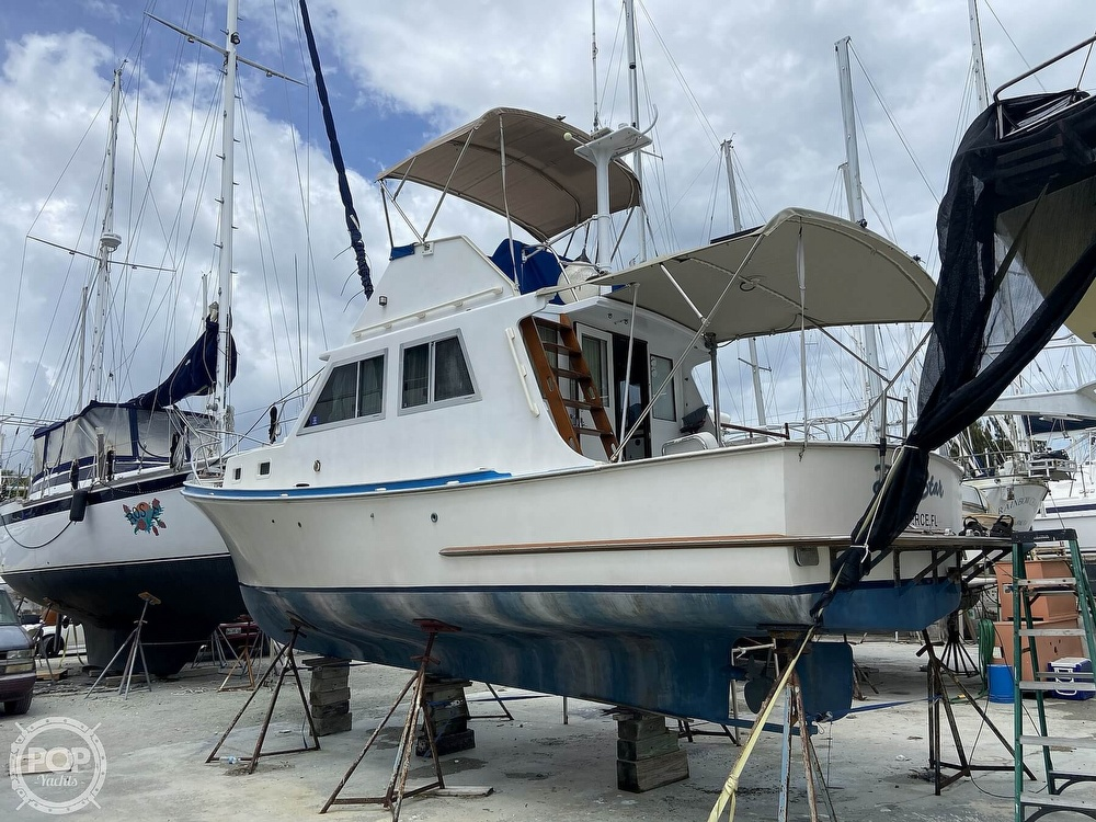 1980 Sisu boat for sale, model of the boat is Heritage 30 & Image # 23 of 40