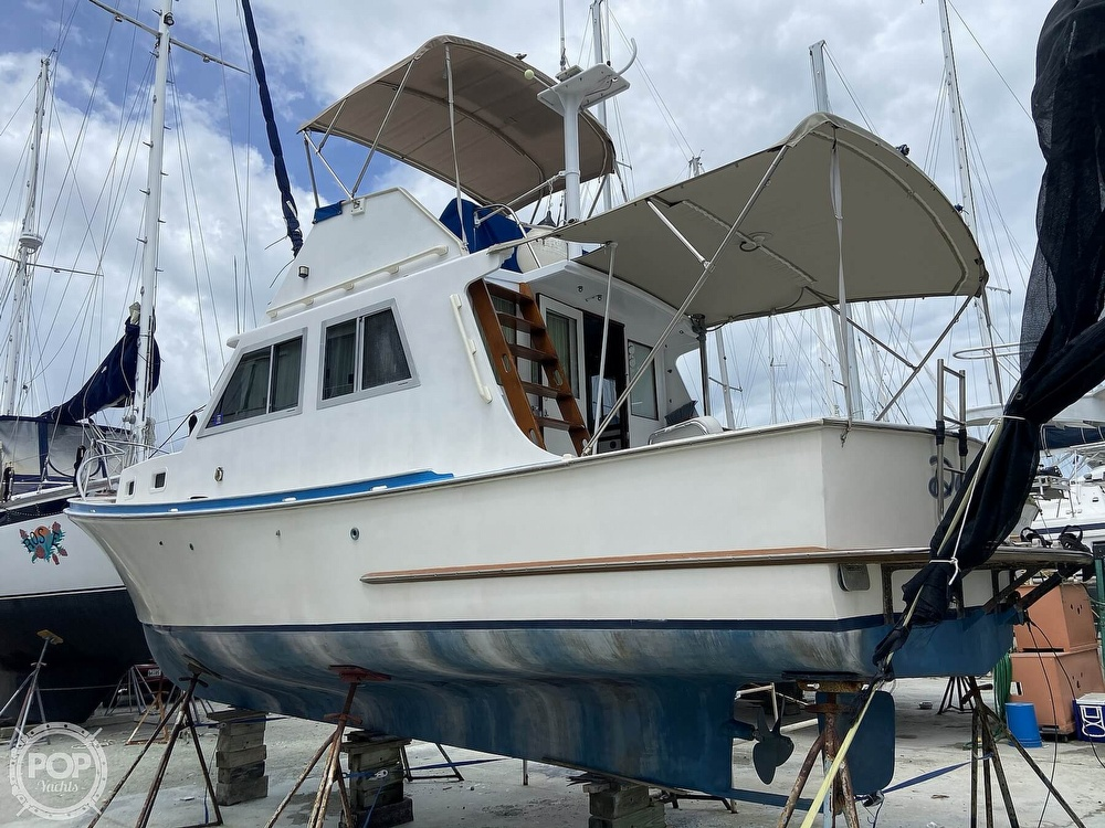 1980 Sisu boat for sale, model of the boat is Heritage 30 & Image # 2 of 40