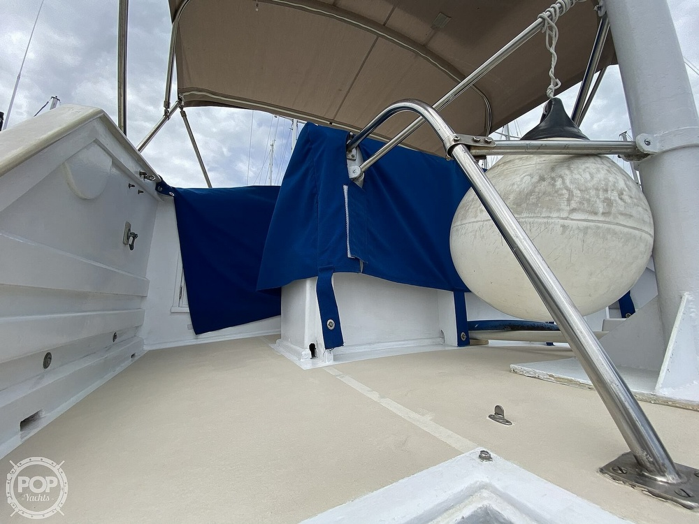 1980 Sisu boat for sale, model of the boat is Heritage 30 & Image # 27 of 40