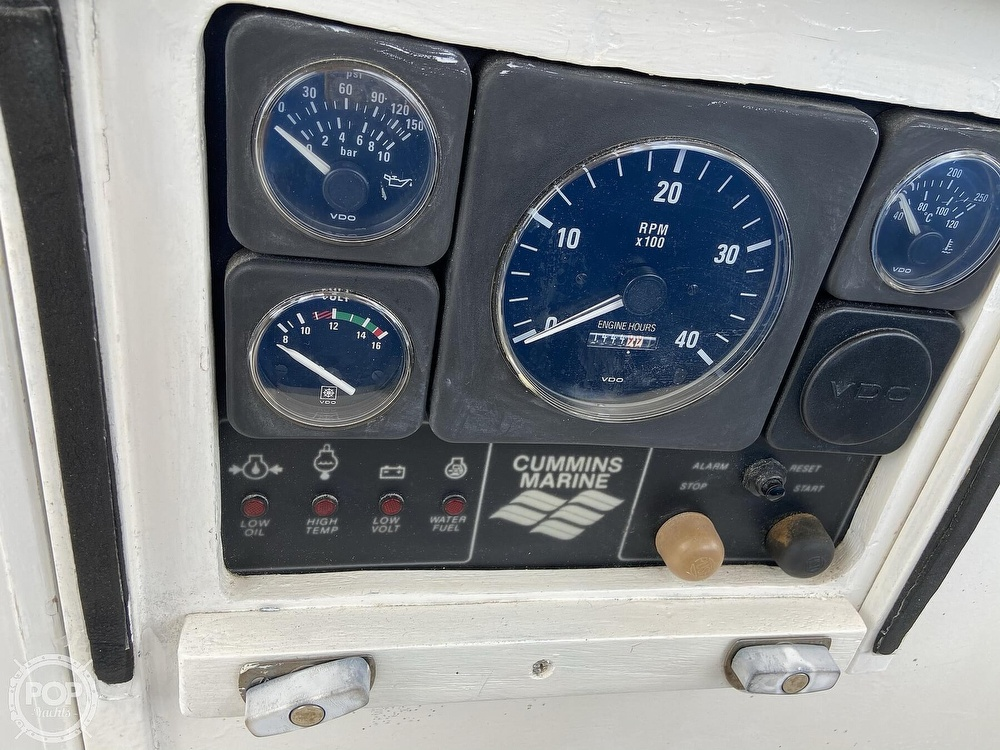 1980 Sisu boat for sale, model of the boat is Heritage 30 & Image # 33 of 40