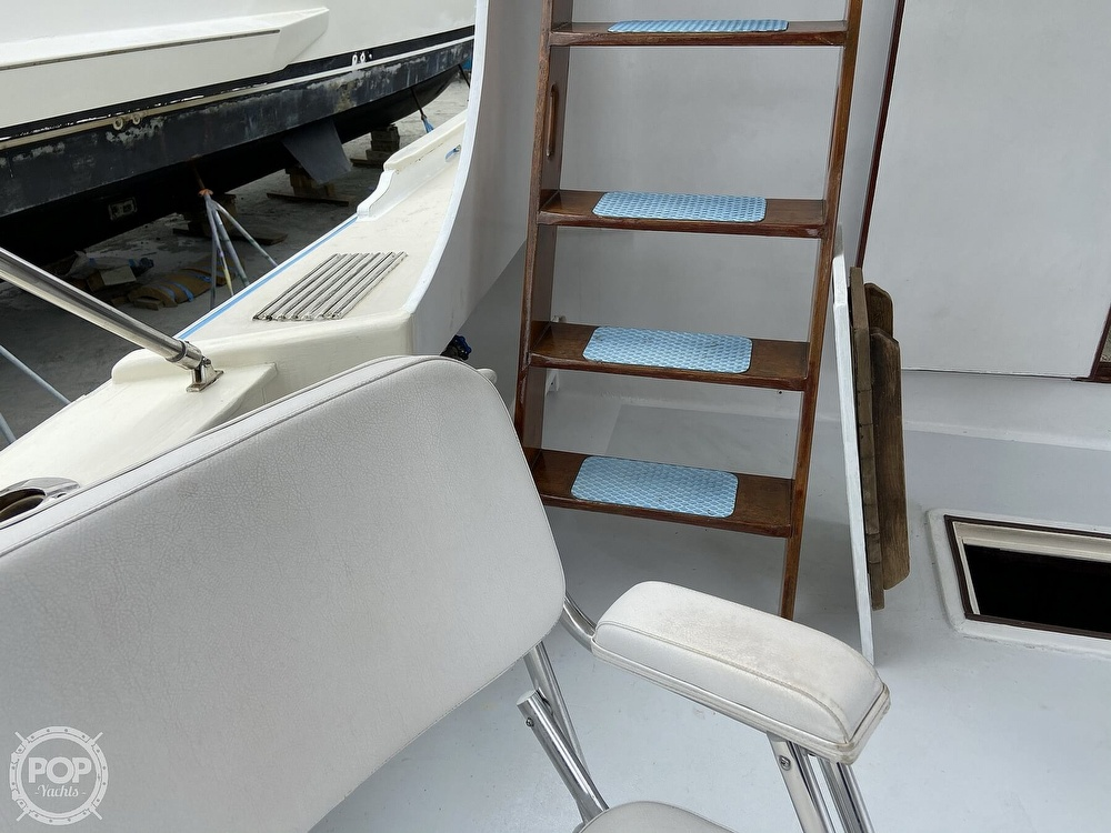 1980 Sisu boat for sale, model of the boat is Heritage 30 & Image # 15 of 40