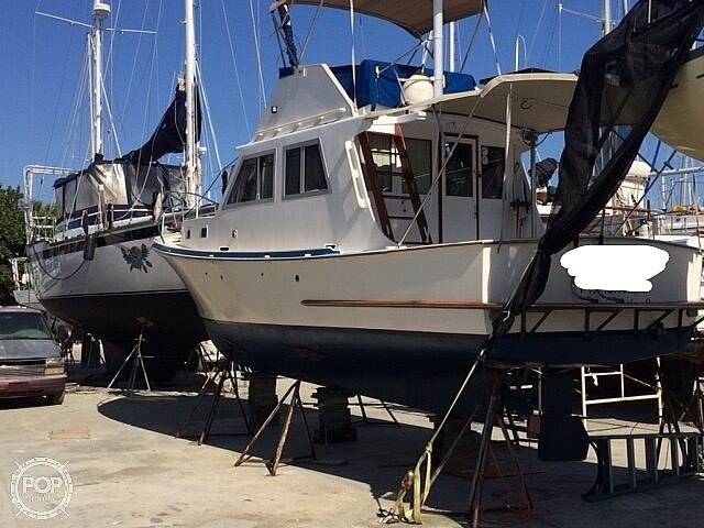 1980 Sisu boat for sale, model of the boat is Heritage 30 & Image # 17 of 40