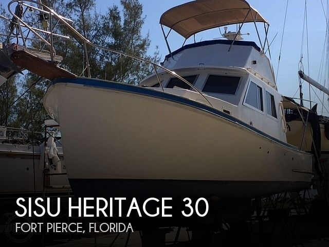1980 Sisu boat for sale, model of the boat is Heritage 30 & Image # 1 of 40