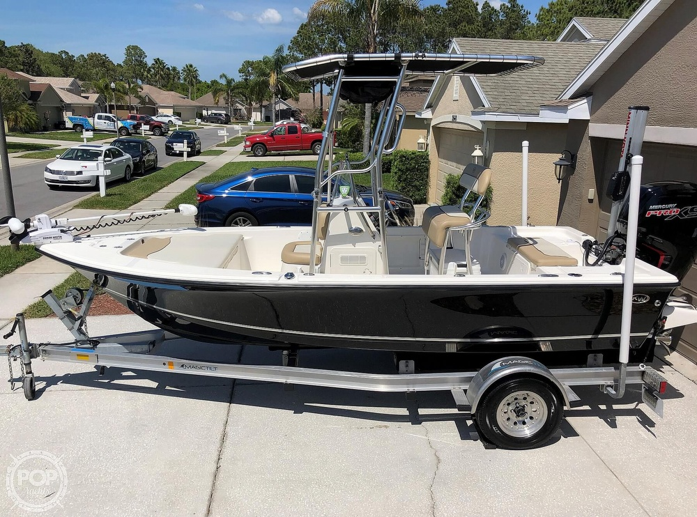 2018 Key West boat for sale, model of the boat is 176 Bay Reef & Image # 13 of 40