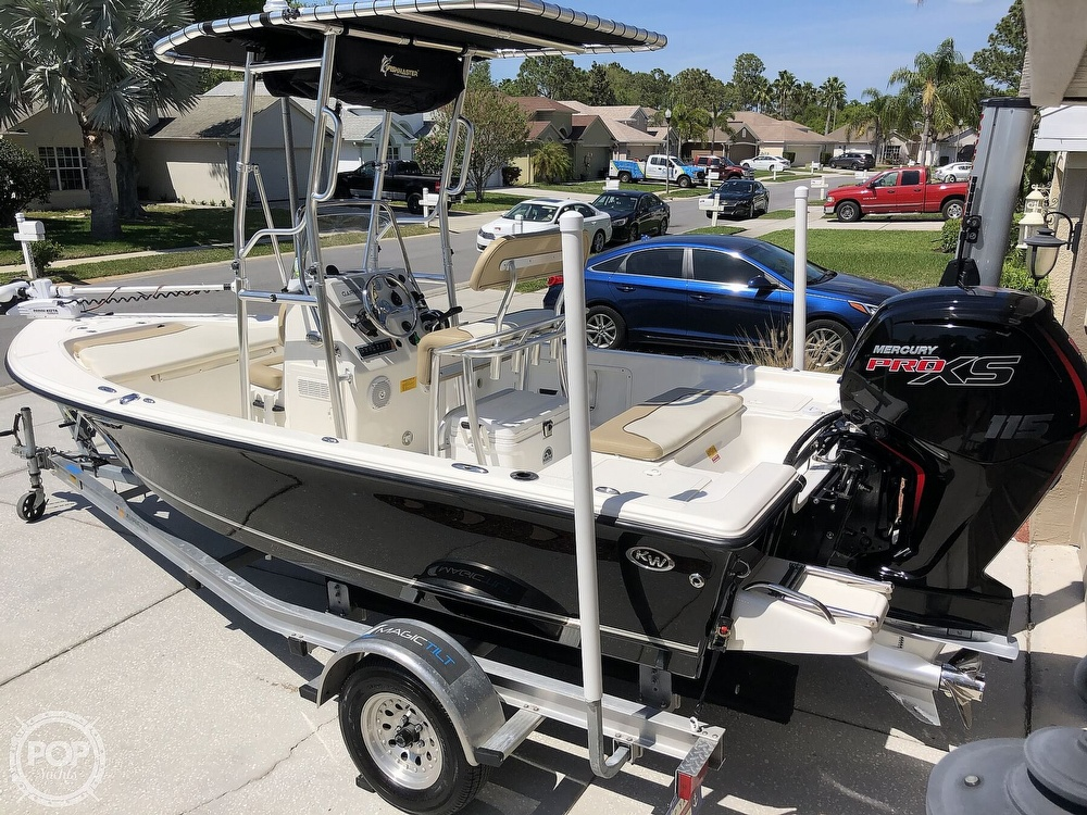 2018 Key West boat for sale, model of the boat is 176 Bay Reef & Image # 14 of 40