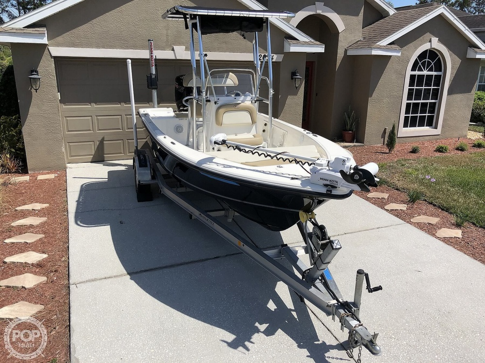 2018 Key West boat for sale, model of the boat is 176 Bay Reef & Image # 15 of 40