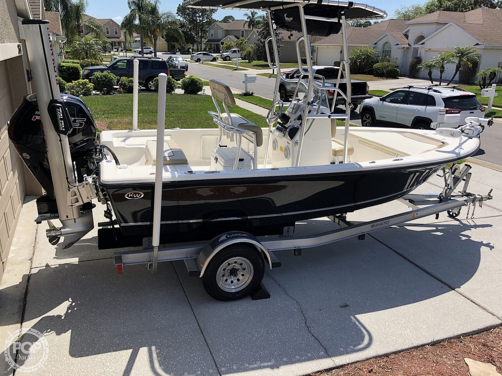 2018 Key West boat for sale, model of the boat is 176 Bay Reef & Image # 16 of 40