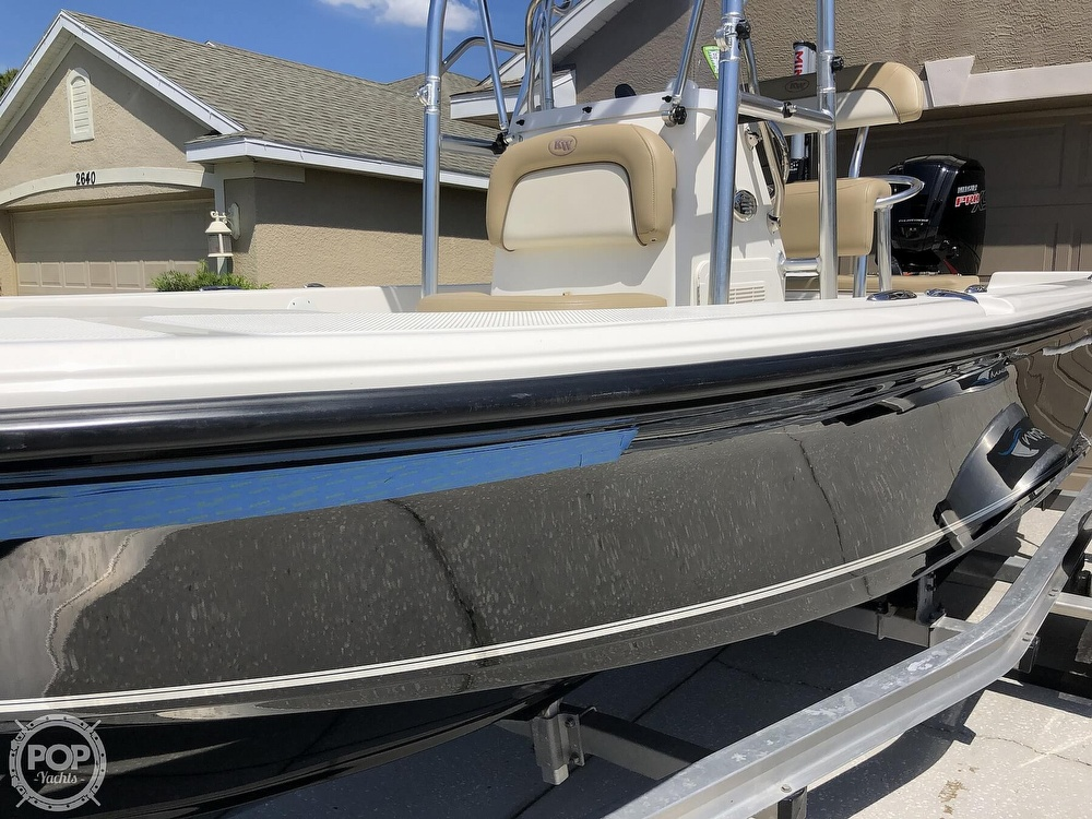 2018 Key West boat for sale, model of the boat is 176 Bay Reef & Image # 18 of 40