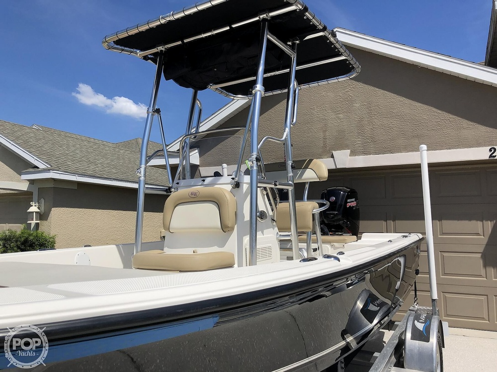 2018 Key West boat for sale, model of the boat is 176 Bay Reef & Image # 2 of 40