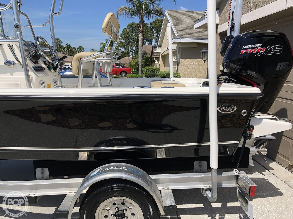 2018 Key West boat for sale, model of the boat is 176 Bay Reef & Image # 24 of 40