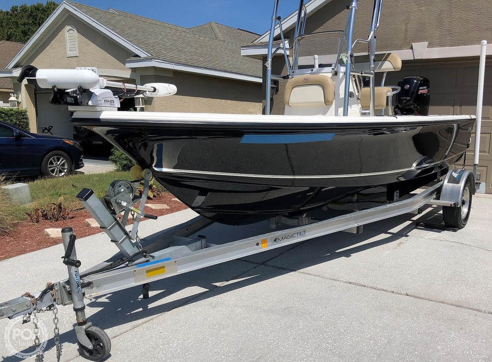 2018 Key West boat for sale, model of the boat is 176 Bay Reef & Image # 25 of 40