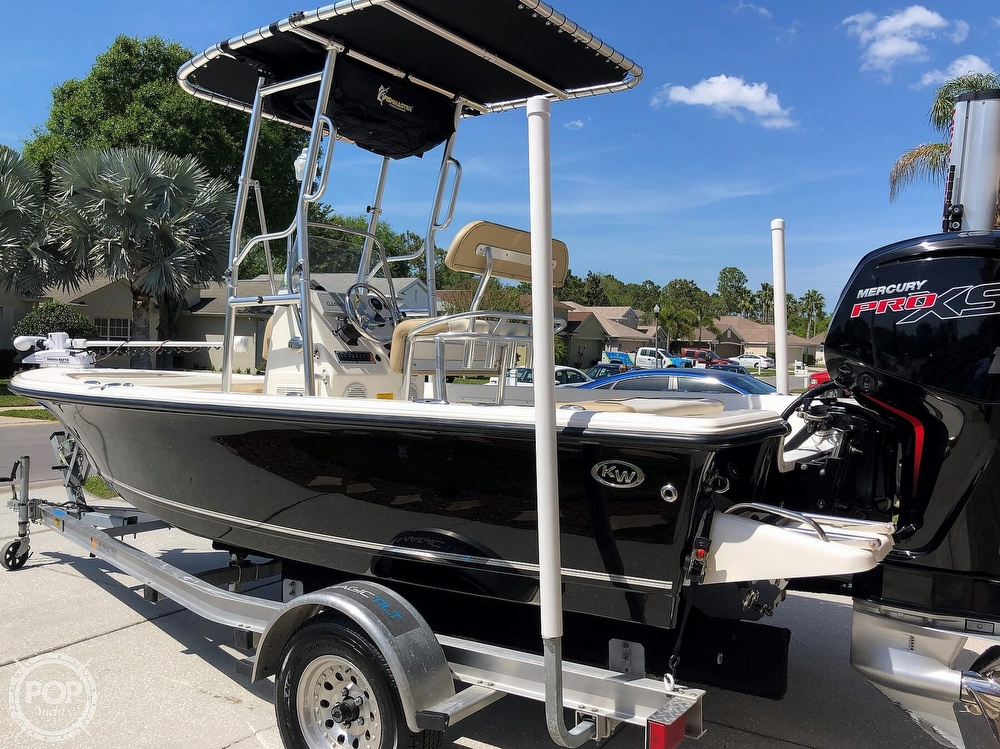 2018 Key West boat for sale, model of the boat is 176 Bay Reef & Image # 26 of 40