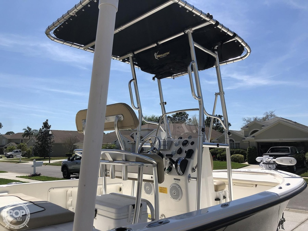 2018 Key West boat for sale, model of the boat is 176 Bay Reef & Image # 4 of 40