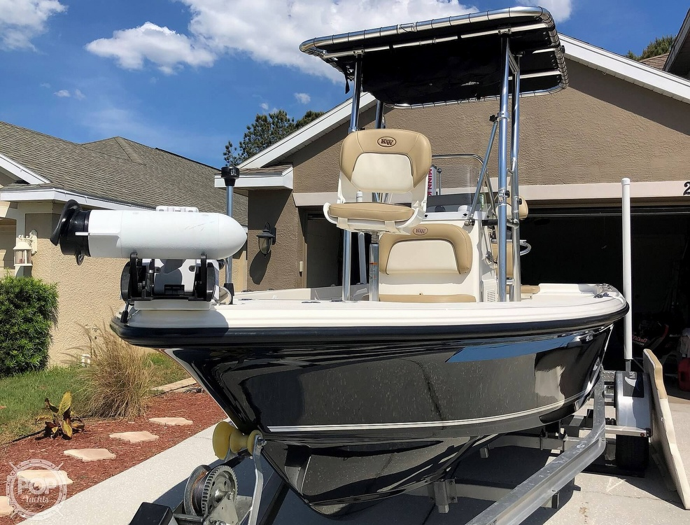 2018 Key West boat for sale, model of the boat is 176 Bay Reef & Image # 9 of 40