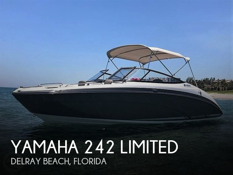 Used Yamaha Boats For Sale in Florida by owner | 2016 Yamaha 242 Limited