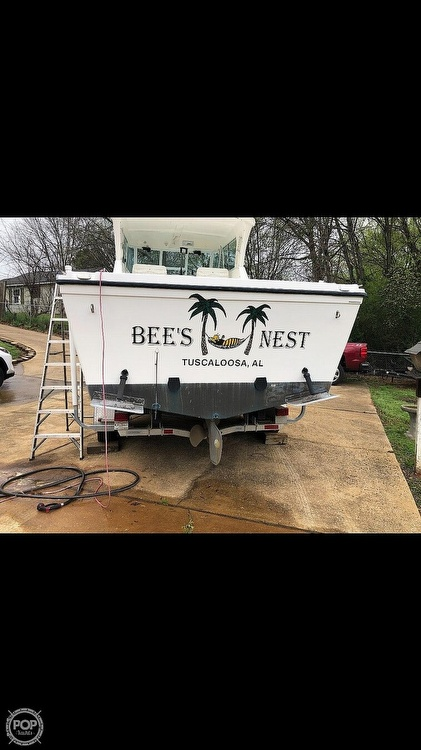 2002 Baha Cruisers boat for sale, model of the boat is 286 Sportfish & Image # 5 of 10