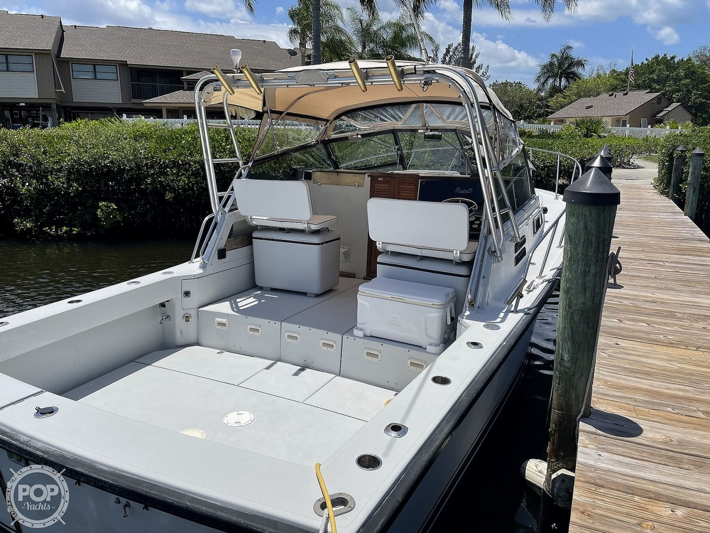 1988 Rampage boat for sale, model of the boat is 31 Sportfish & Image # 10 of 40
