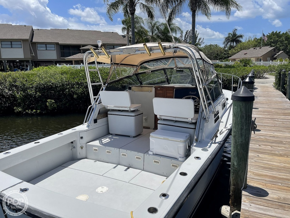 1988 Rampage boat for sale, model of the boat is 31 Sportfish & Image # 12 of 40