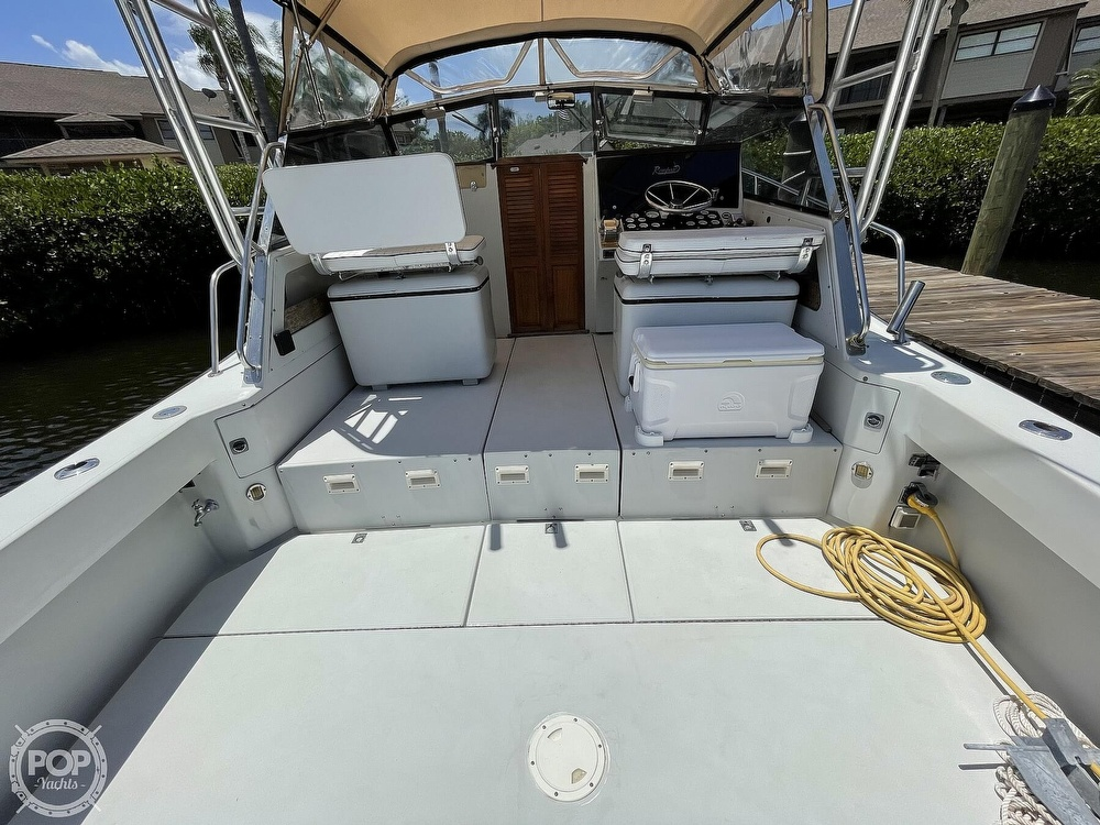 1988 Rampage boat for sale, model of the boat is 31 Sportfish & Image # 16 of 40