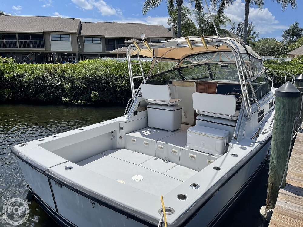 1988 Rampage boat for sale, model of the boat is 31 Sportfish & Image # 4 of 40