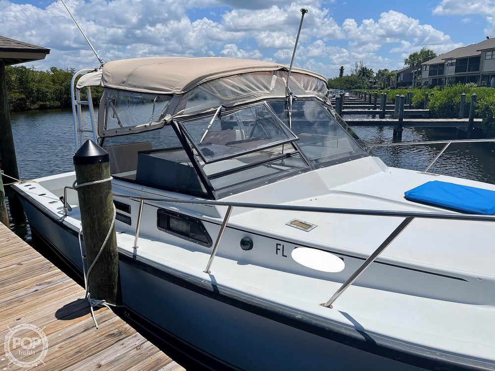 1988 Rampage boat for sale, model of the boat is 31 Sportfish & Image # 2 of 40