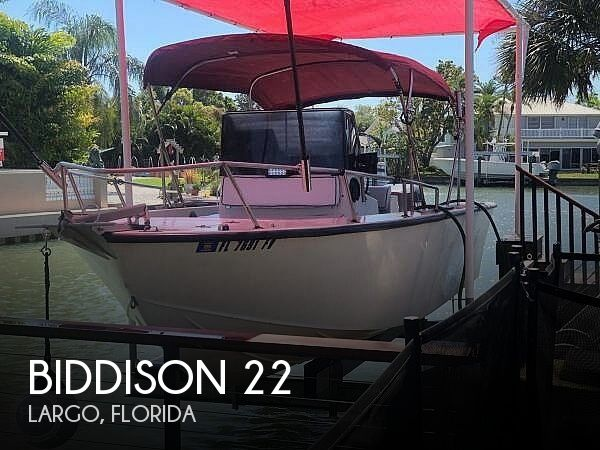 Used Biddison Boats For Sale by owner | 1988 Biddison 22