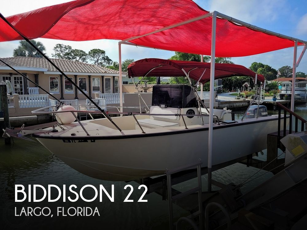 1988 Biddison boat for sale, model of the boat is 22 & Image # 1 of 40
