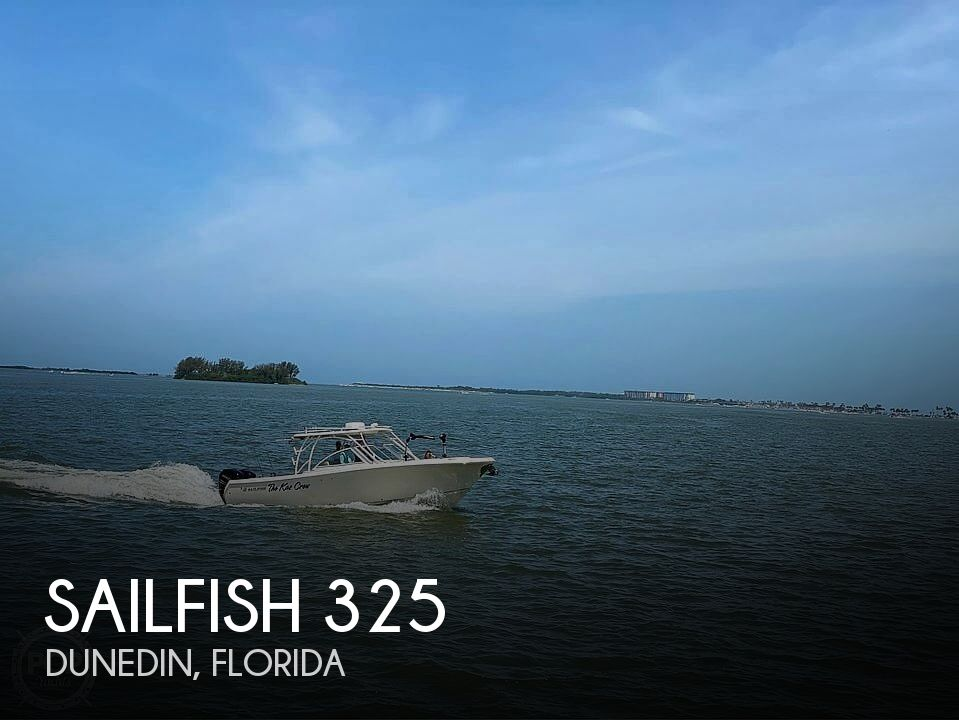 Used Power boats For Sale in Tampa, Florida by owner | 2017 Sailfish 325