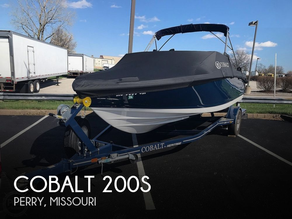 Used Boats For Sale in St. Louis, Missouri by owner | 2020 Cobalt 200S