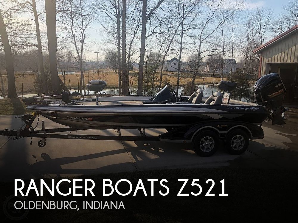 Used Power boats For Sale in Indianapolis, Indiana by owner   2012 Ranger Boats Z521 Comanche