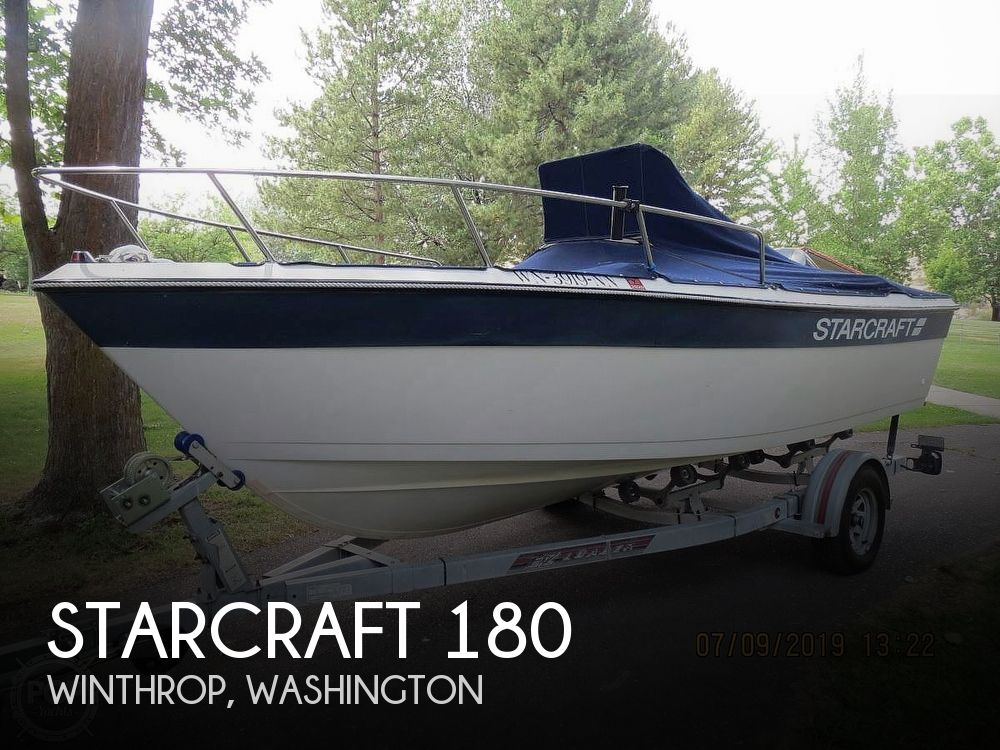 Used Starcraft Boats For Sale in Washington by owner | 1988 Starcraft 180 Bluewater
