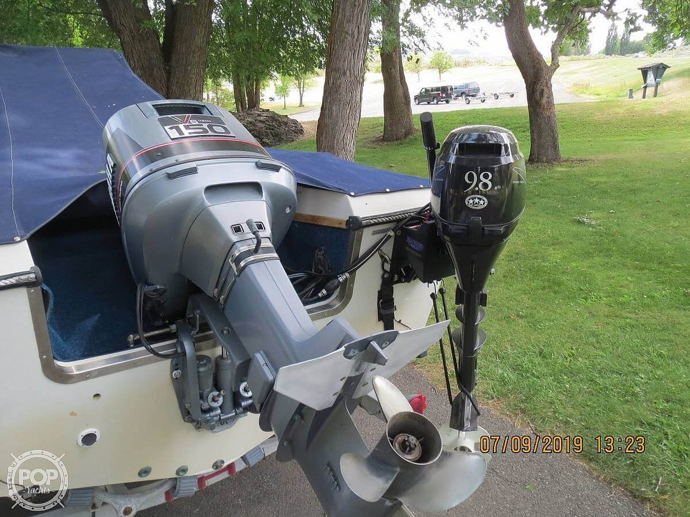 1988 Starcraft boat for sale, model of the boat is Bluewater 180 & Image # 2 of 27